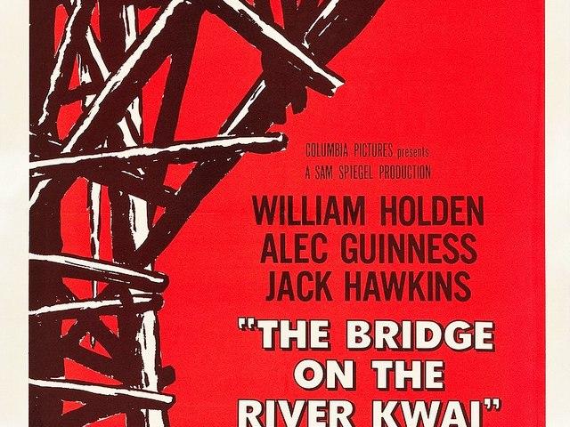 GB11. Híd a Kwai folyón (The Bridge on the River Kwai) (1957)