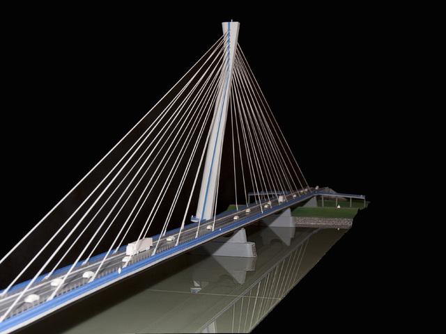 A legnagyobb 3D nyomtatott makett Magyarorszagon