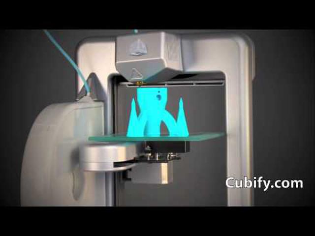 A 3D nyomtató működése