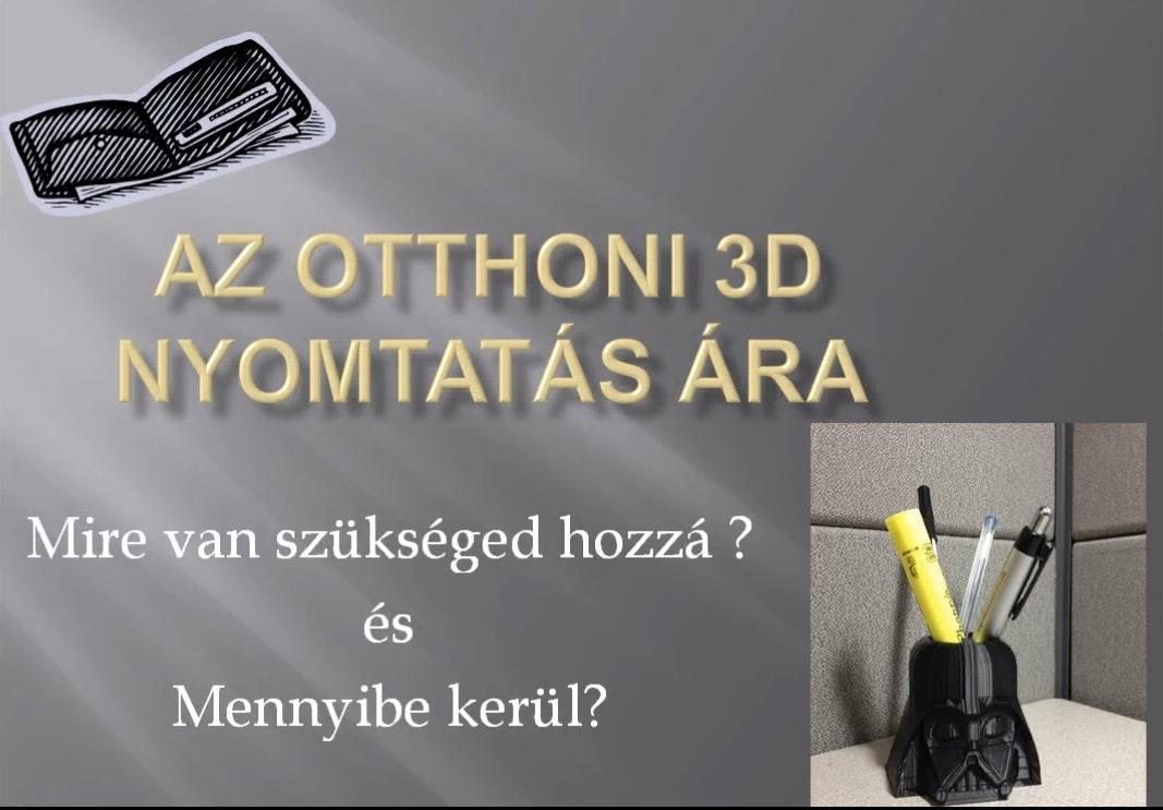 a78dd75054 A 3D nyomtató ára - 3D KÍVÁNSÁG