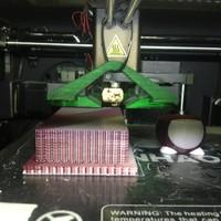Néhány Palette 2 Pro nyomtatás
