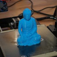 Ülő buddha szobor