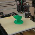 ABS nyomtatás az i3-mal: gyűrűtartó kéz