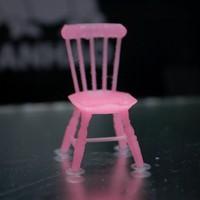 Miniatűr szék - egy újabb...