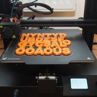 Karácsonyi ajándék bővítése 3D nyomtató segítségével