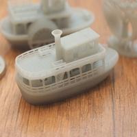 25 mikronos rétegvastagság a Phrozen Shuffle 3D nyomtatóval