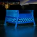 Miniatűr szék - apró részletek 3D nyomtatása II.