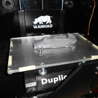 Retró Ferrari F1 autó 3D nyomtatva
