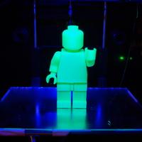 Lego figura - nagyobb méretben
