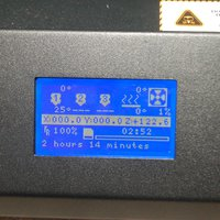 Duplicator 5S mini - sebesség finomhangolása