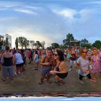 Fesztiválok 3d-ben! Szegedi Ifjúsági Napok 2012