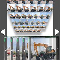 Termékbemutatás 3d-ben! - multi-frame panorámaképek
