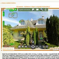 Ingatlan webséták hirdető oldalakon