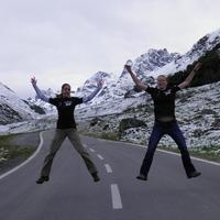 Silvretta: alacsonyan szállnak a futók - és felkenődtek az IFA szélvédőre