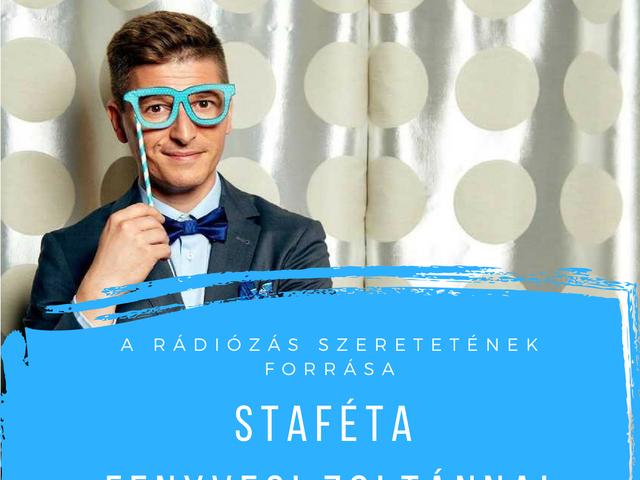 """""""Sok voltam – és egyben kevés"""" - Staféta Fenyvesi Zoltánnal"""