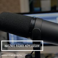 5 rádiós képesség, amit felhasználhatsz más munkáknál is