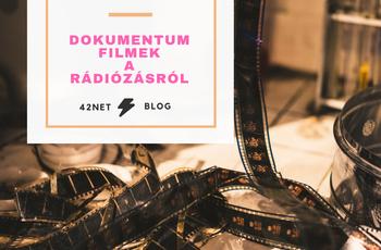 A 4 legjobb rádiós dokumentumfilm