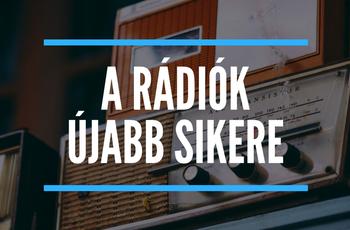 Újabb rekord a kereskedelmi rádiózás világából