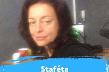 """""""Bennem örökké ég a tűz"""" - Staféta Csizinszky Évával"""