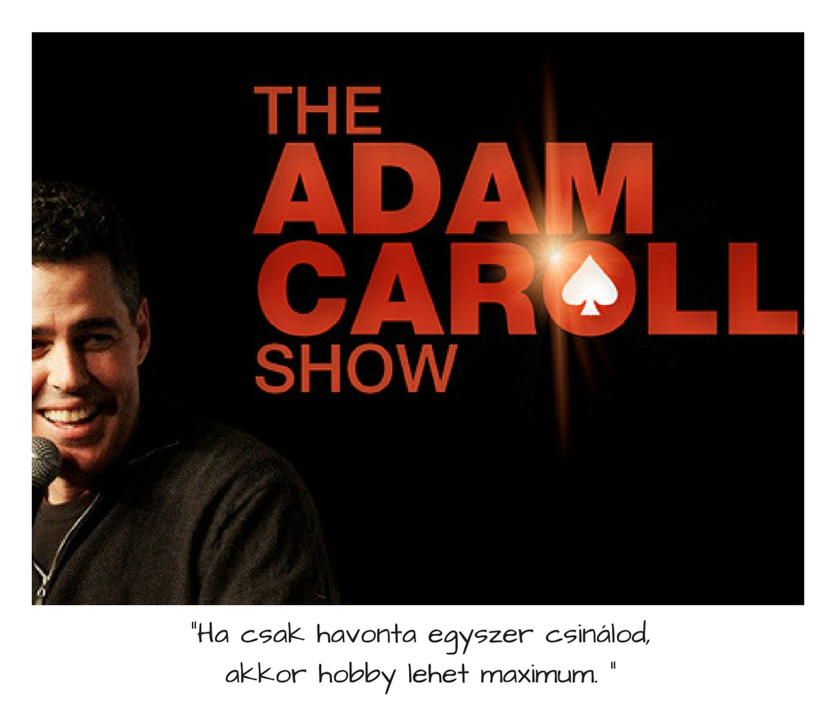 Podcast sikersztori: The Adam Carolla Show