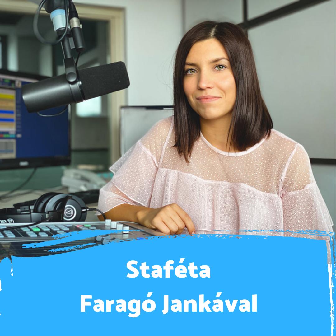"""""""Fejlődni leginkább visszajelzésekből, kritikákból tudok"""" - Staféta Faragó Jankával"""