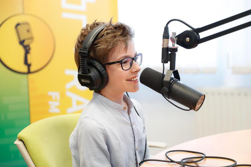 Ő Magyarország legfiatalabb rádiósa!
