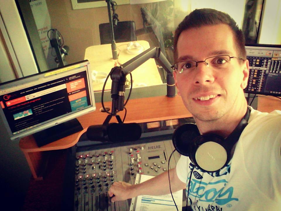 """""""Gyermekkori álmom volt, hogy egy rádióban dolgozzak"""" - Staféta Faragó Miklóssal"""