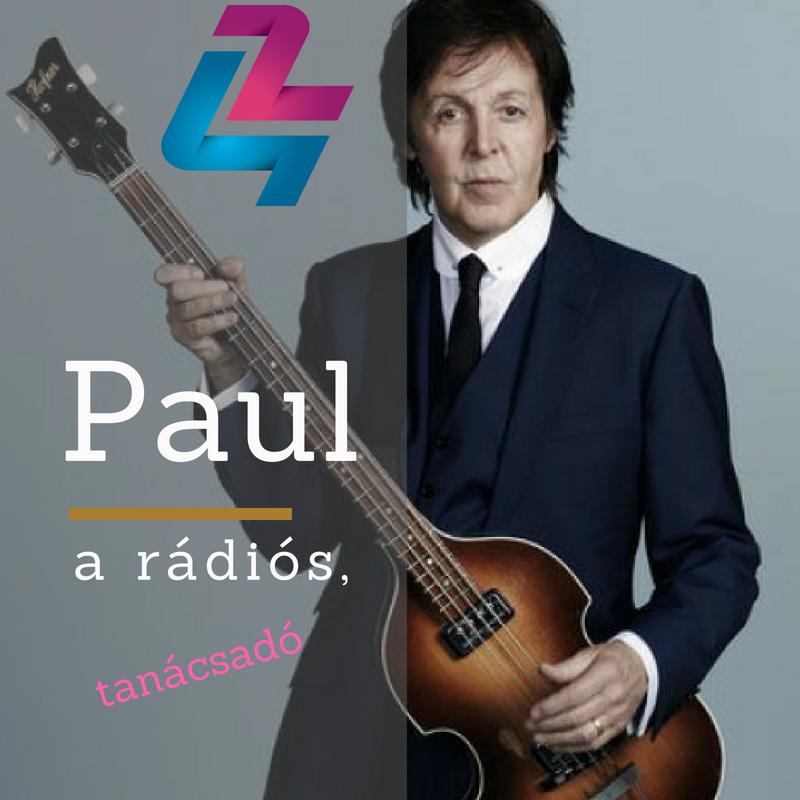 Mit tanulhatunk rádiósként Paul McCartney dalszerző módszereiből?