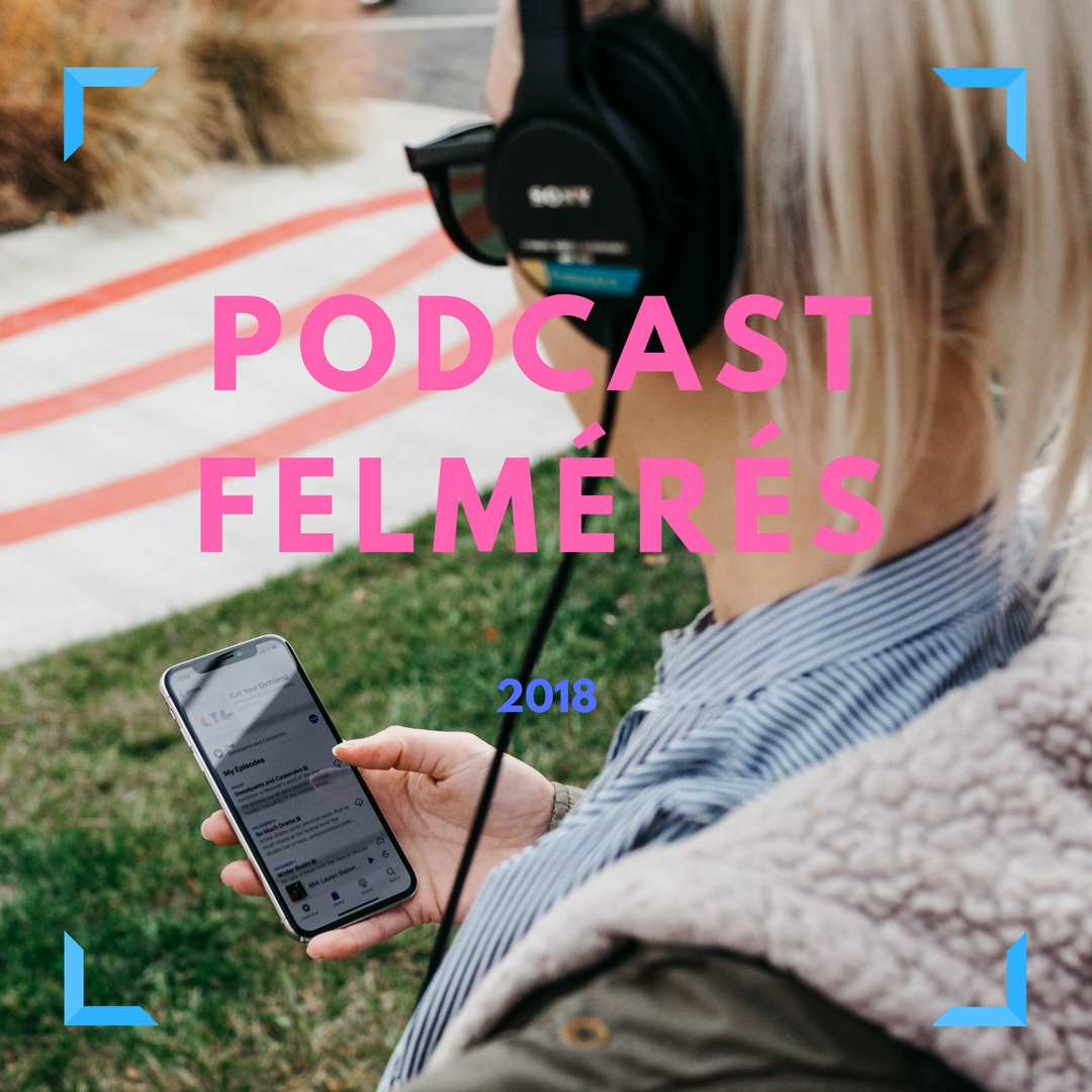 Elkészült egy friss és széleskörű felmérés a podcastekről