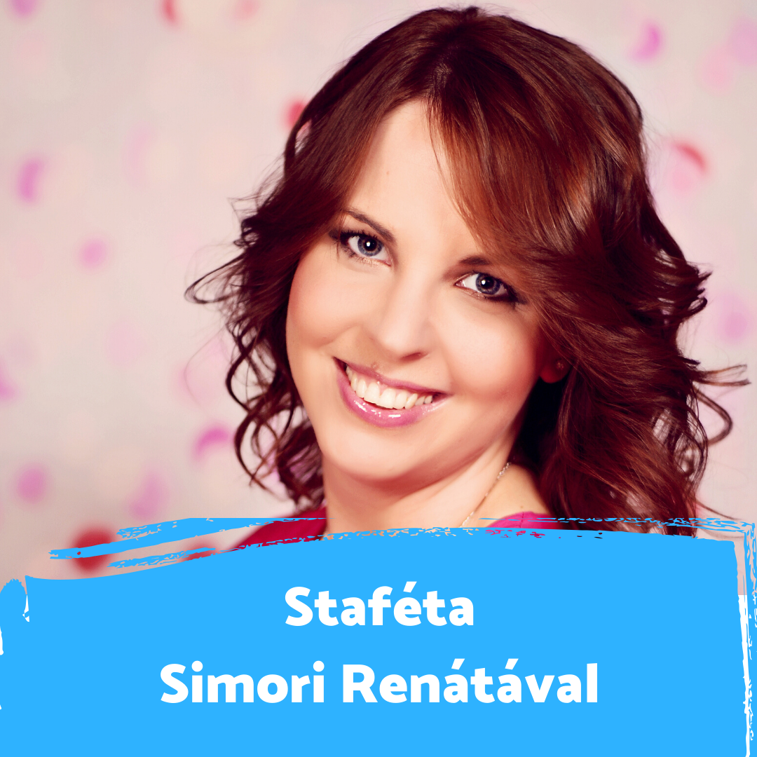 """""""20 éve tart ez a szerelem"""" - Staféta Simori Renátával"""