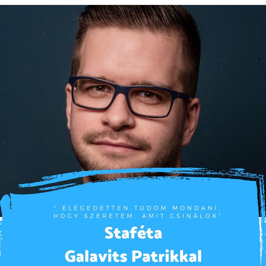 """""""A jövő rádiójának közösség kell"""" - Staféta Galavits Patrikkal"""