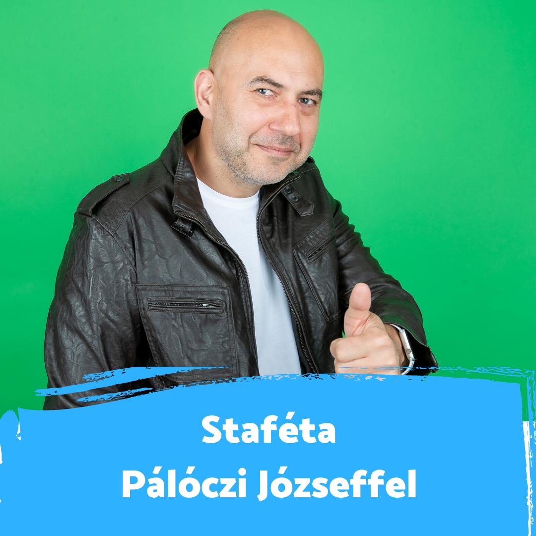 """""""Hobby-nak indult és ma már ez a munkám immár 25 év"""" - Staféta Pálóczi Józsival"""