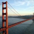 A Golden Gate híd fő kábele.