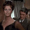 A legendás Sophia Loren gifekben.