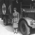II. Erzsébet a hadseregben.