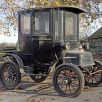 1910-es Detroit Electric Model D