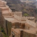 Kumbhalgarh - Az indiai nagy fal.