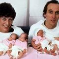 Ma 36 éve születtek az első hatos leány ikrek, akik mindannyian életben maradtak a megszületésük után.