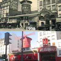 Nagyvárosok akkor és most