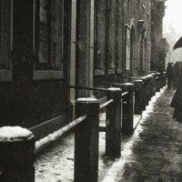 Amszterdam az 1890-es években.