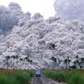 Az 1991-es Pinatubo vulkánkitörés