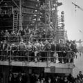 Az amerikai Liberty típusú hajók építése, 1941.