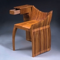 James McNabb - egyedi fa alkotásai