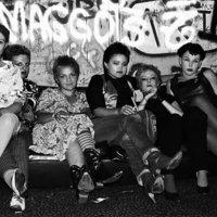 A 70-es és 80-as évek punk mozgalmának női képviselői.