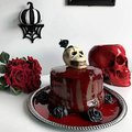 Rémisztő sütik, torták, muffinok a Halloweenre