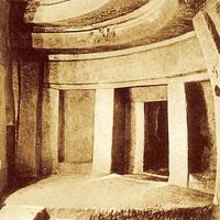 A Hal Saflieni-i hipogeum föld alatti sírtemplom