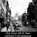 London az 1930-as években.