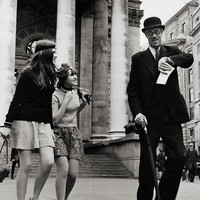 Hippik és a hatvanas évek divatja Frank Habicht fotóiban