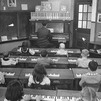 Gyerekek az 1940–1960-as években.