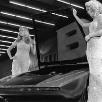 A 70-es, évek futurisztikus autókoncepciói.